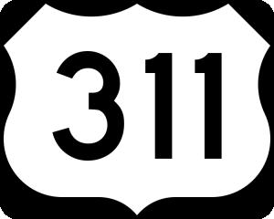 Roads 311