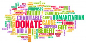 Donate for a Charity or Charitable Cause