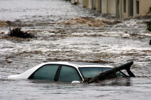 Floods are a constant menace image