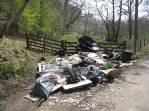 fly-tipping image