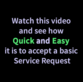 Accept basic Service Requests